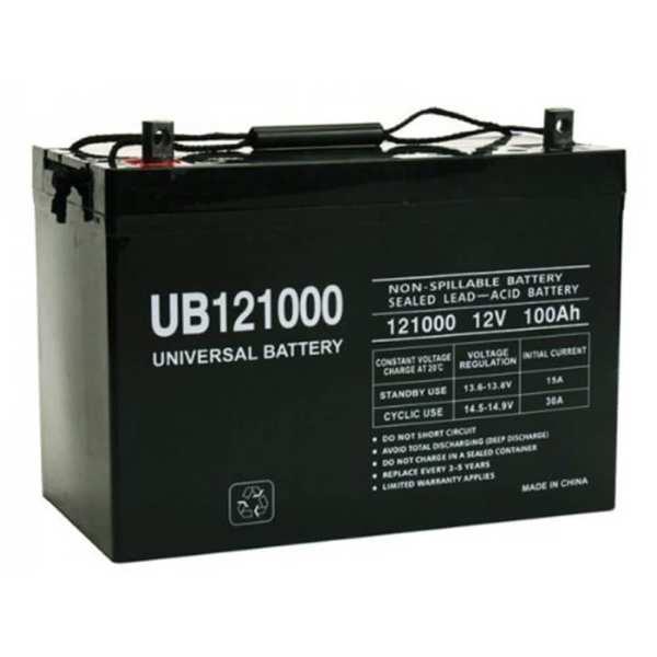 Universal Battery UB121000_Globalsolarsupply