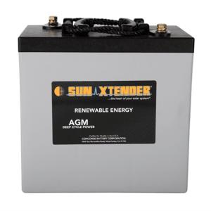 PVX-2240T Battery _GlobalSolarSupply
