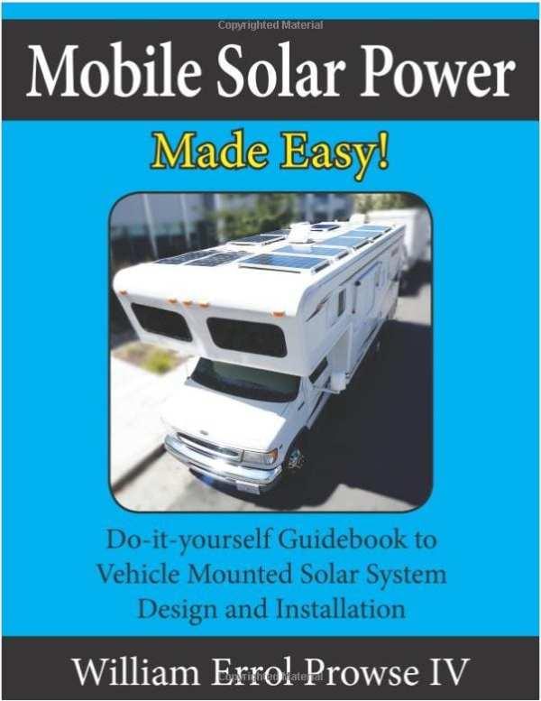 RV solar book
