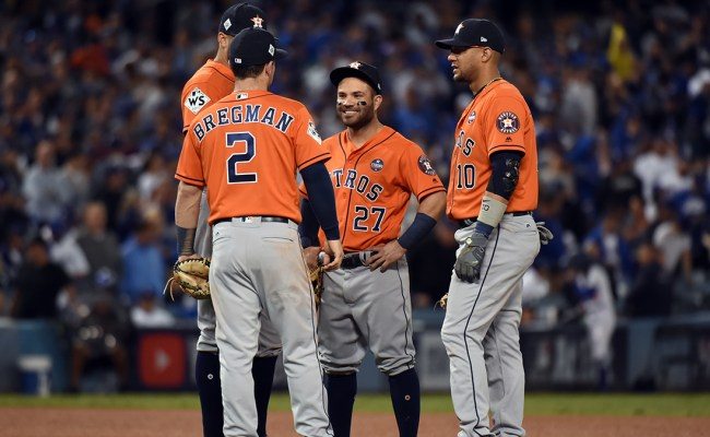 Astros Speaking The Language Of Victory How Spanish