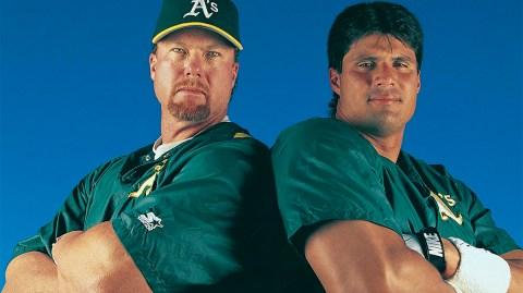 MLB's steroid era ground zero was Oakland A's clubhouse
