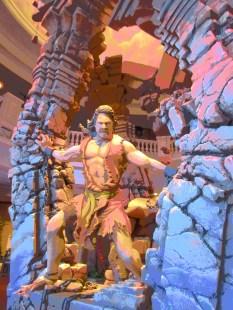 Samson - Sight and Sound Theatre Lobby