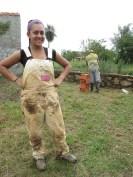 Dirty work but somebody's gotta do it!