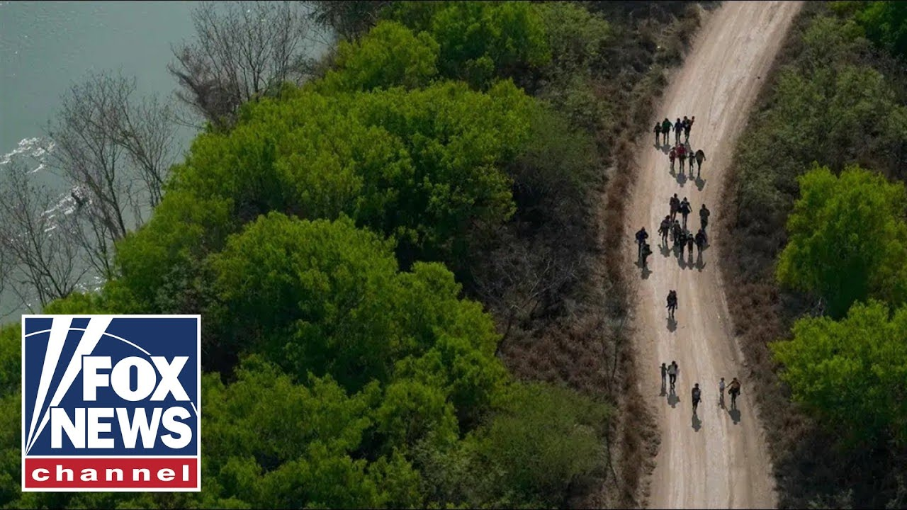 Border crisis is 'exactly' what Biden want: ken Paxton
