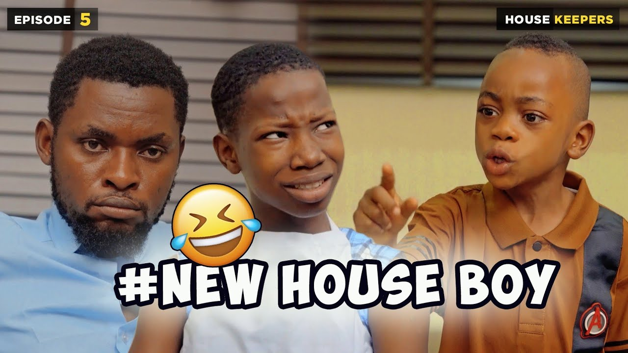 New houseboy