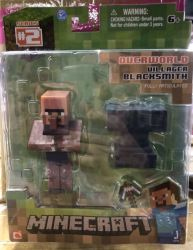 minecraft villager blacksmith overworld mini europe offers