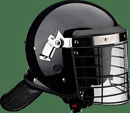 casco antimotin