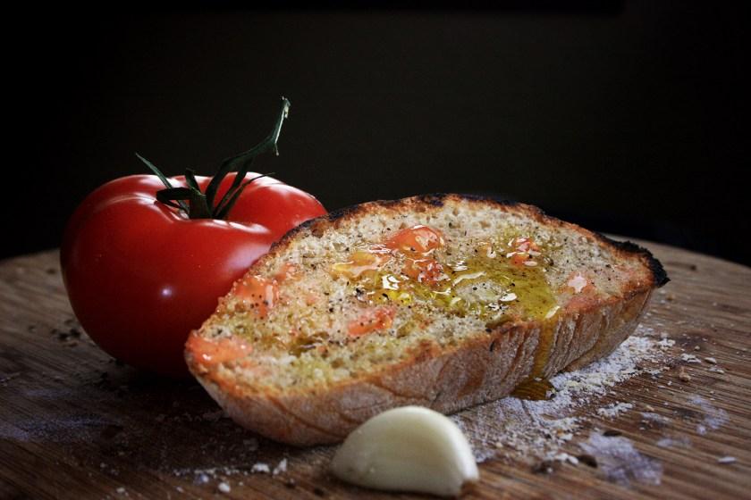 Andorra Appetizer: Pa Amb Tomaquet