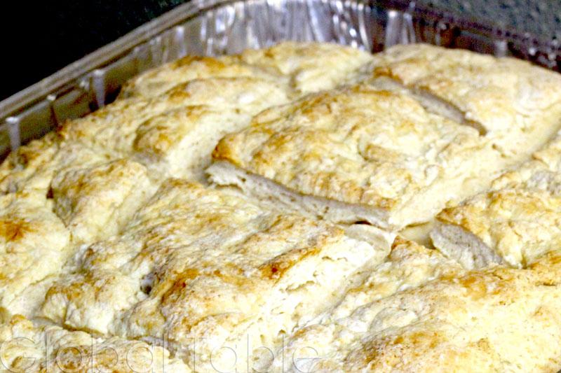 Australian Damper Bread | Global Table Adventure