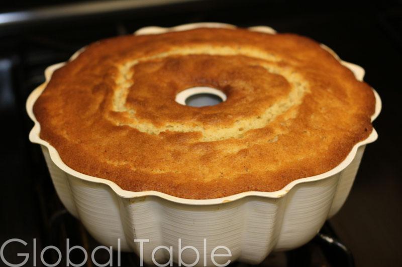 Bajan Pound Cake Recipe