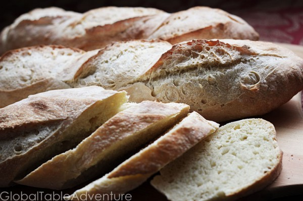 artisan french bread or