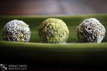 Pistachio Date Balls