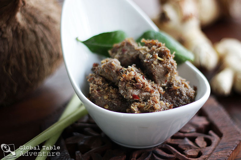 Beef Rendang | Global Table Adventure