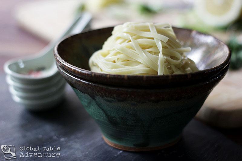 Burmese Coconut Chicken Noodle Soup | ohn-no-khao-swe ...