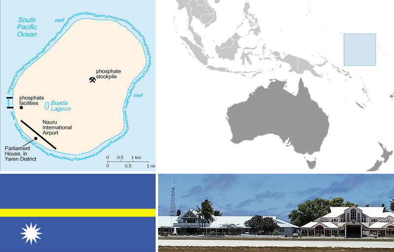 About the food of nauru global table adventure maps sciox Image collections