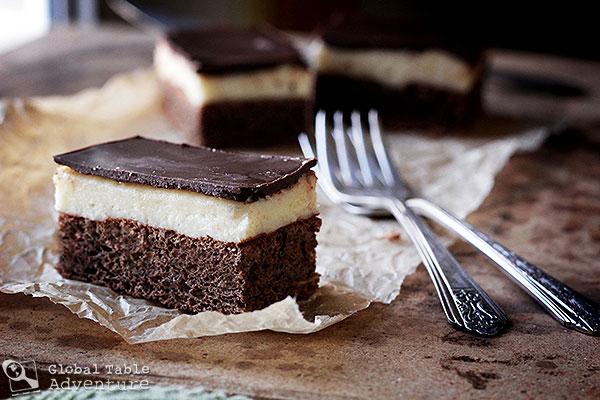 Mint Chocolate Food Cube World