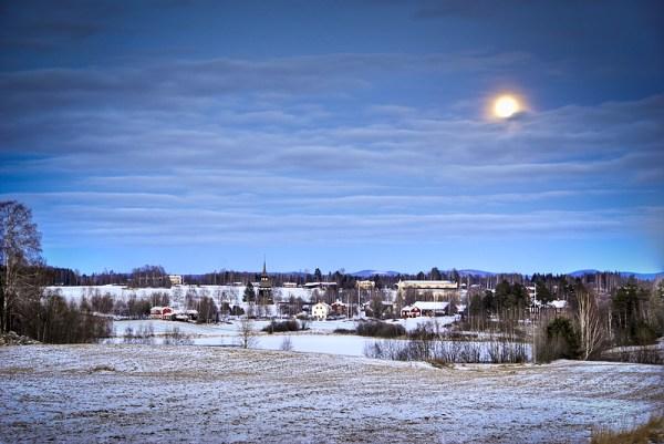 Delsbo, Photo by Calle Rosenqvist.