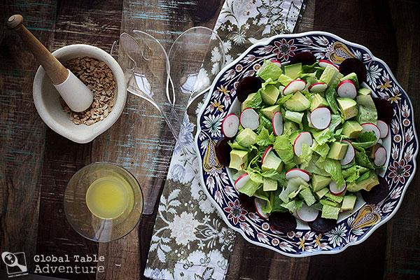 Swazi Salad | Slaai