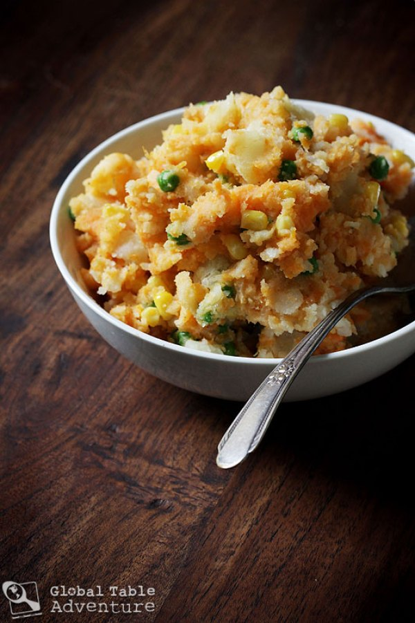 Irio | Tanzania | Celebrate Corn season with 20 dishes from around the world