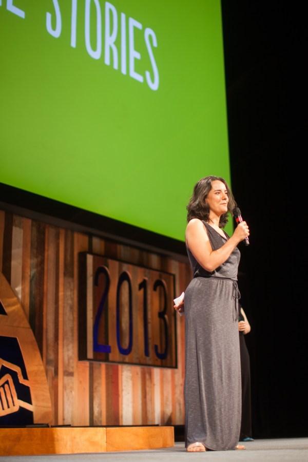 sasha at WDS2013