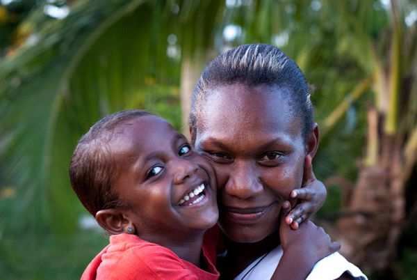 People of Vanuatu. Photo by Graham Crumb.