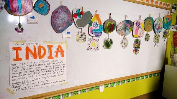 Mandalas from India