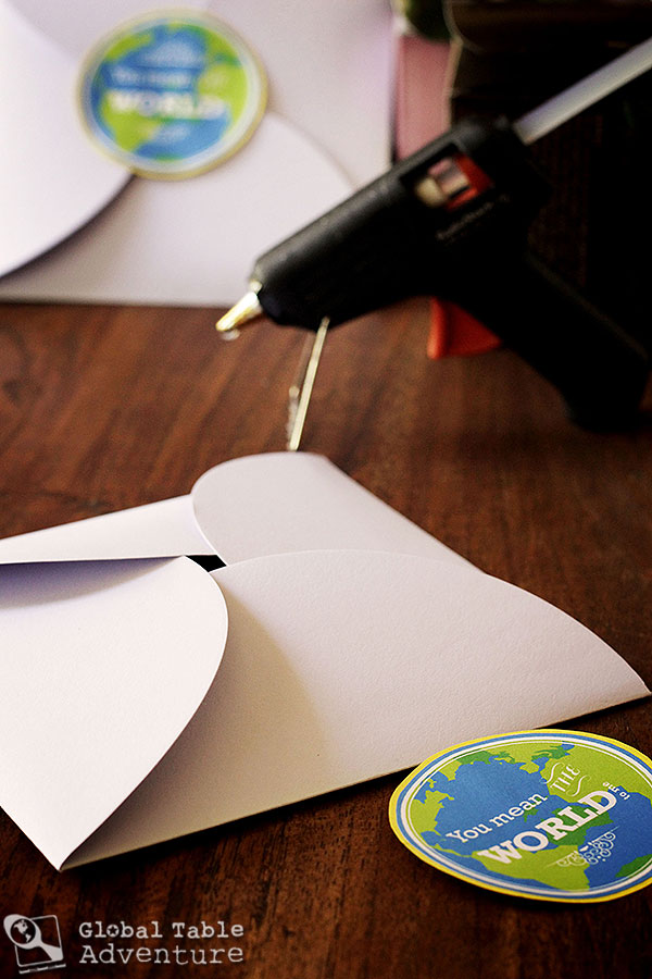 """18 DIY """"You mean the World to me"""" Gifts for as little as $1.22 each for teachers, friends, and more!"""