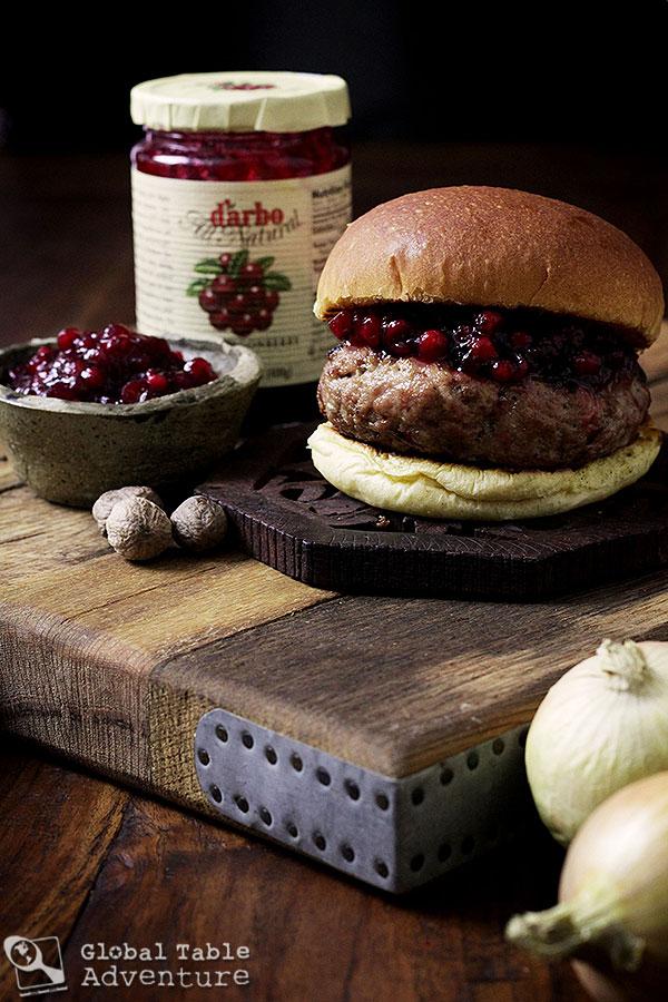Swedish Meatball Burger | The World in 12 Burgers