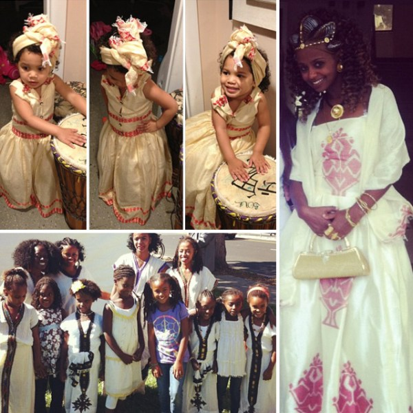 Ethiopian New Year Style. Photos by @pinkgypsy_ old_n_indaway and rachelmichellewarner