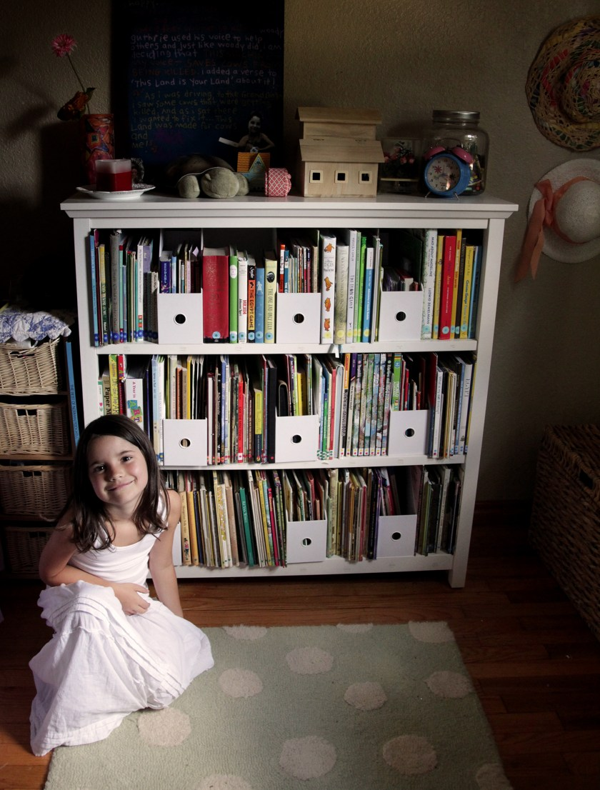 How to organize your book collection