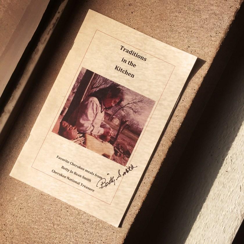 Cherokee Cookbook