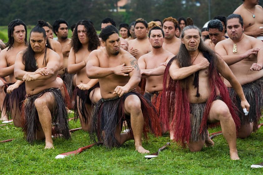 """New Zealand - Maori rowing - 8452"" by © Jorge Royan / http://www.royan.com.ar. Licensed under CC BY-SA 3.0 via Wikimedia Commons - https://commons.wikimedia.org/wiki/File:New_Zealand_-_Maori_rowing_-_8452.jpg#/media/File:New_Zealand_-_Maori_rowing_-_8452.jpg"
