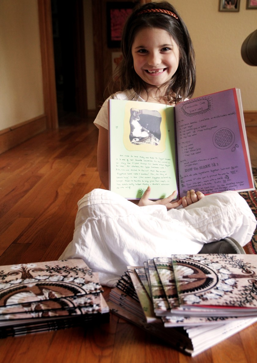 Book writing for children: Laying foundations for peace