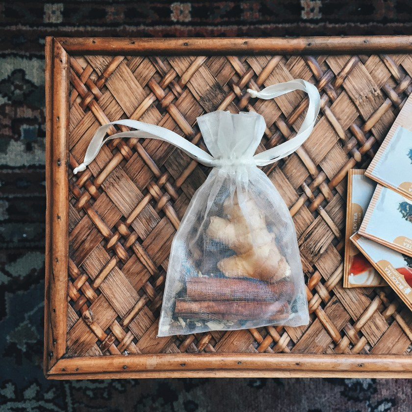 DIY Masala Chai Mix Gift Set: Create a sweet gift using items from your spice drawer