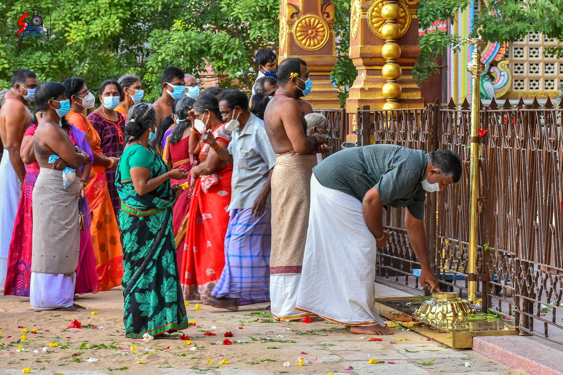 நல்லூரானை வழிபட பக்தர்களுக்கு சிறப்பு ஏற்பாடு