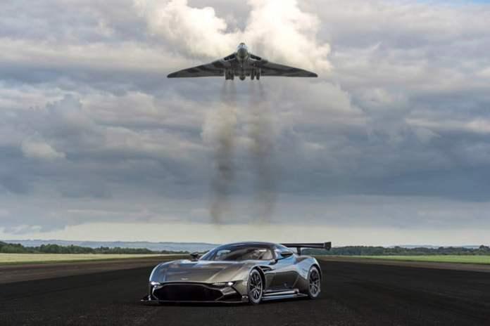 Aston Martin Vulcan Still