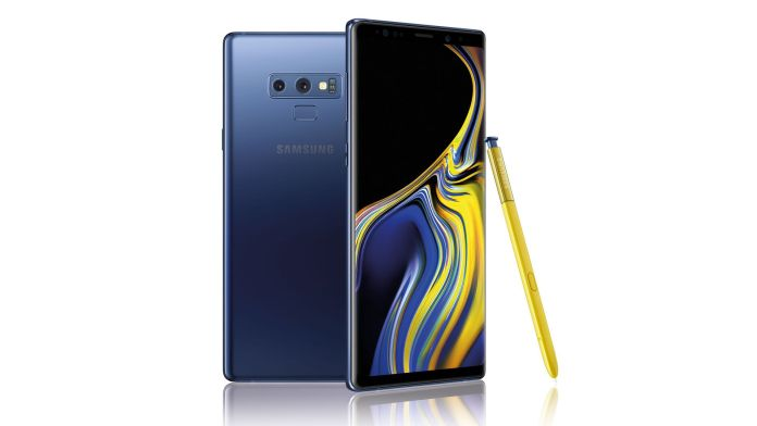 Samsung Galaxy Note 9-Best smartphones in world