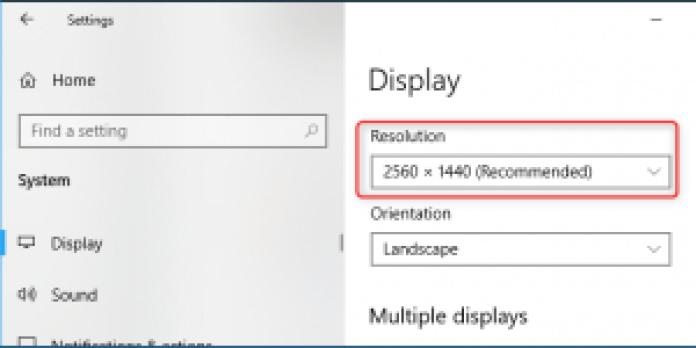 PC 4K 3840 × 2160 pixels vises