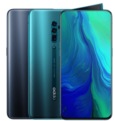 oppo Reno 10x Zoom Design and Display