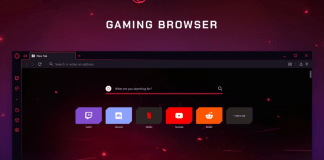 Opera GX The World's First Gaming Browser