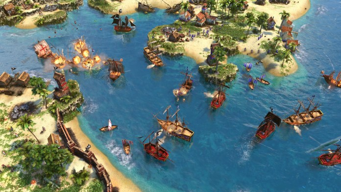 Age of Empires 3 Definitive Edition Caribbean Pirates