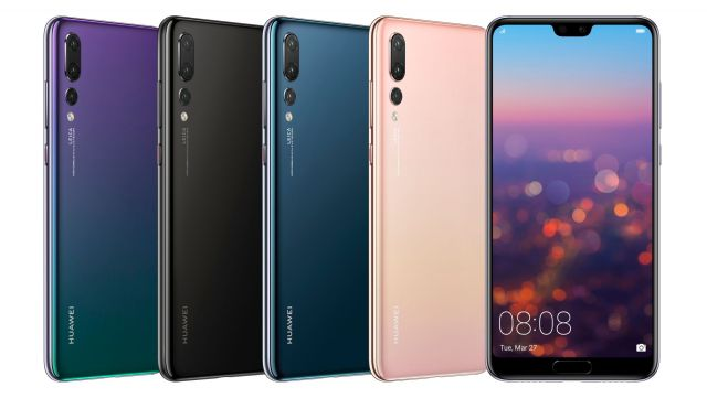 Huawei p20 pro best smartphone- GlobalTechGadgets