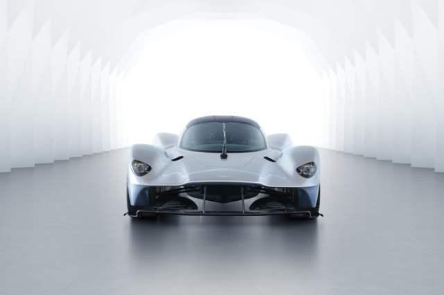 Aston Martin Valkyrie Front