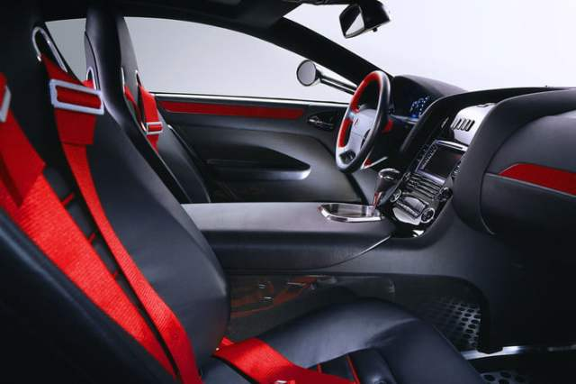 MERCEDES-BENZ MAYBACH EXELERO Interior
