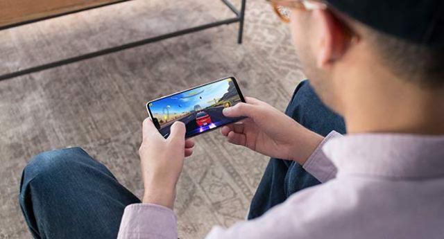 OnePLus 6 Gaming