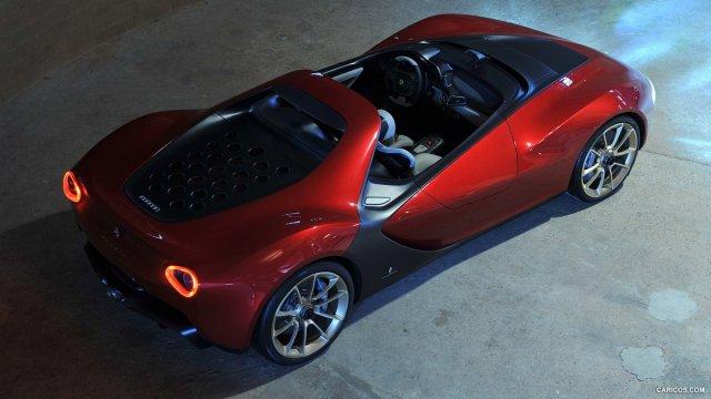 Pininfarina-Sergio-Top View