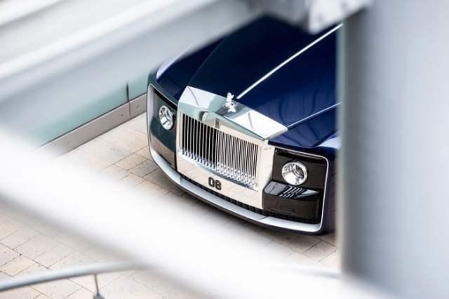 Rolls-Royce-Sweptail Symbol