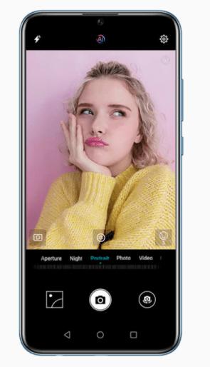Honor 10 Lite Selfie Camera