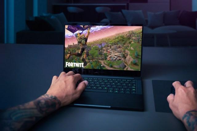 Razer Blade Stealth Gaming Nvidia MX150