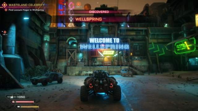 Rage 2 - Welcome to Wellspring